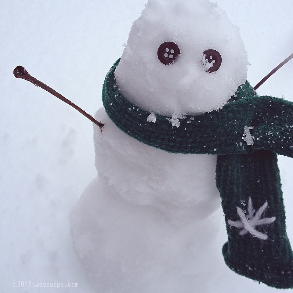 snowmans! day 59