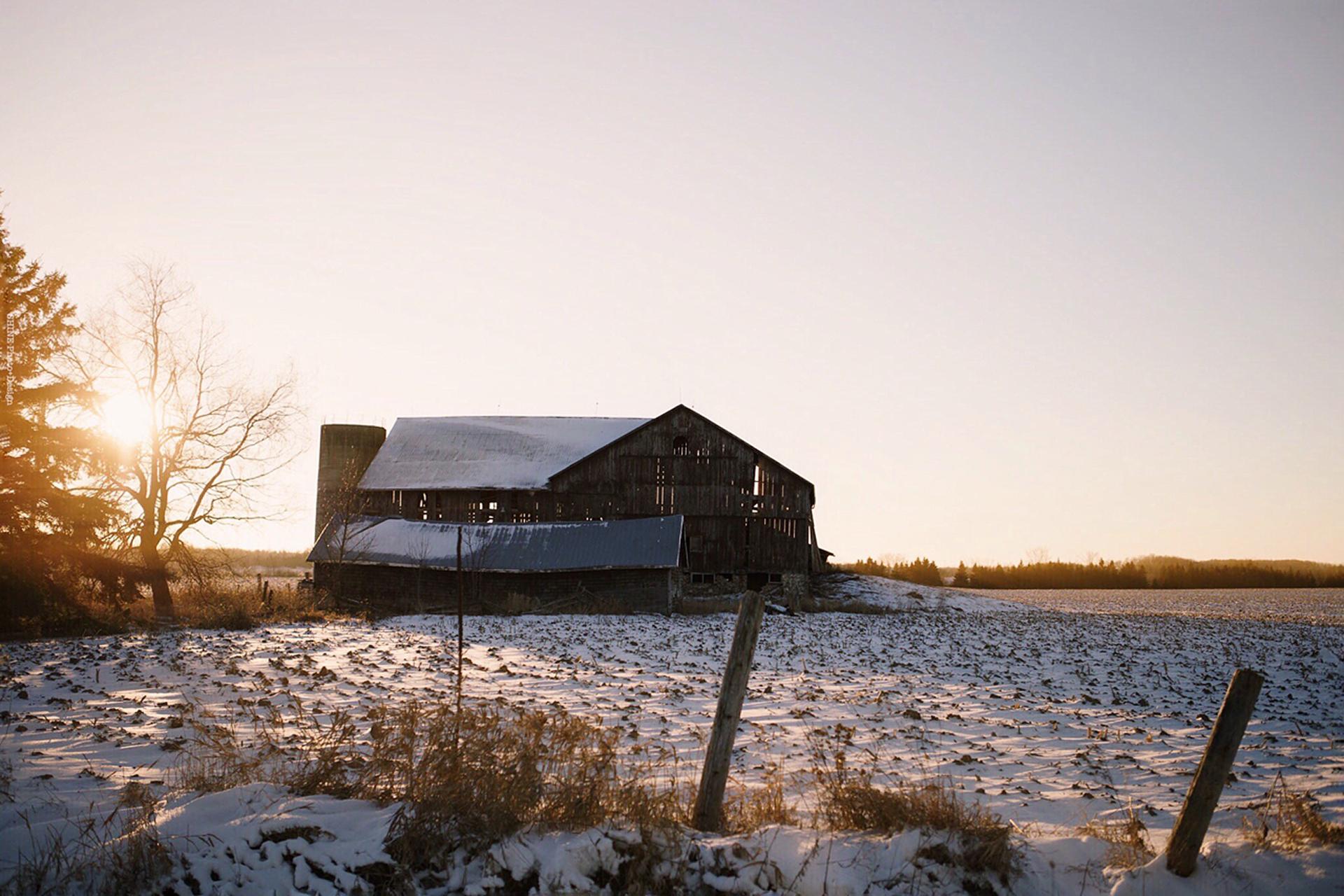 SHINE - Rural Sunsets