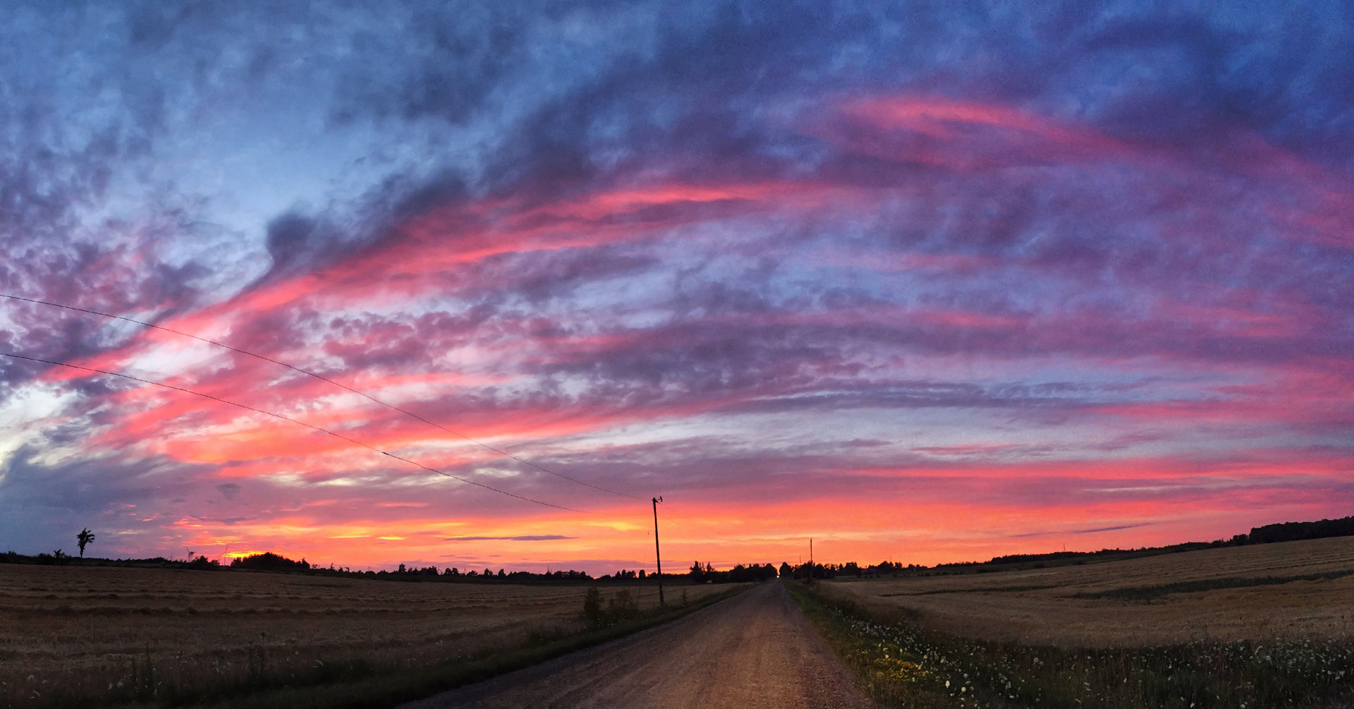 sunset drives
